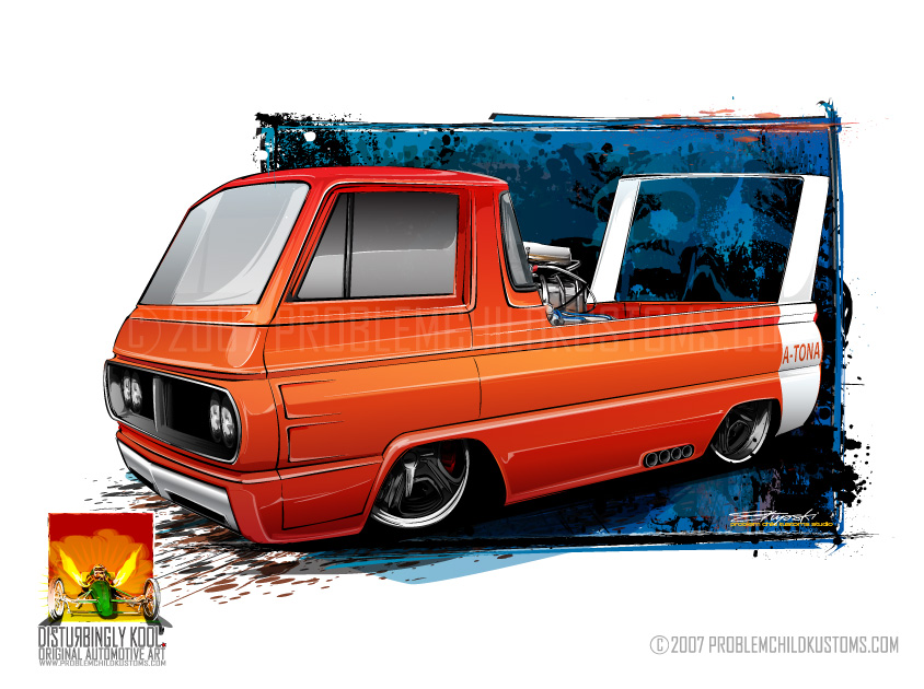 844x630 Build Your Dream Hot Rod! Get A Great Start With A Concept