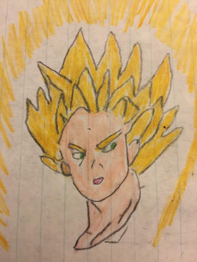 768x1024 Dragon Ball Drawings Dragon Ball Super Bad Drawing Dragonballz