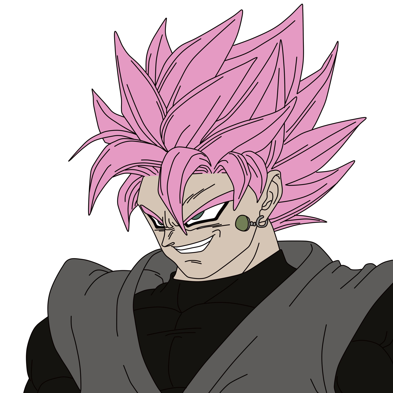 3000x3000 Dragon Ball Super Drawing [Fanart] Dbz