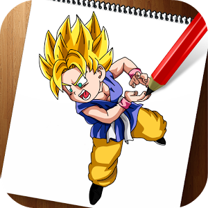 300x300 Download Learn To Draw Dragon Ball Z For Pclearn To Draw Dragon