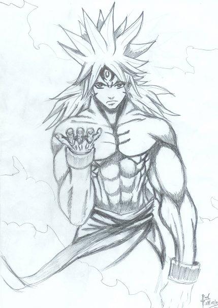 429x604 My Dragon Ball Z Character By Kurodeshiro