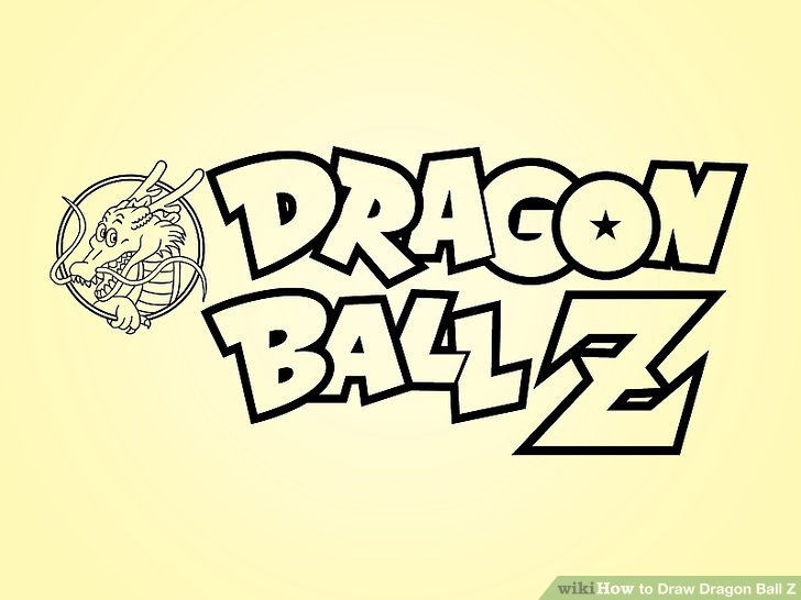 728x546 4 Ways to Draw Dragon Ball Z