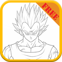 200x200 How To Draw Dragon Ball Z For (Android) Free Download On Mobomarket