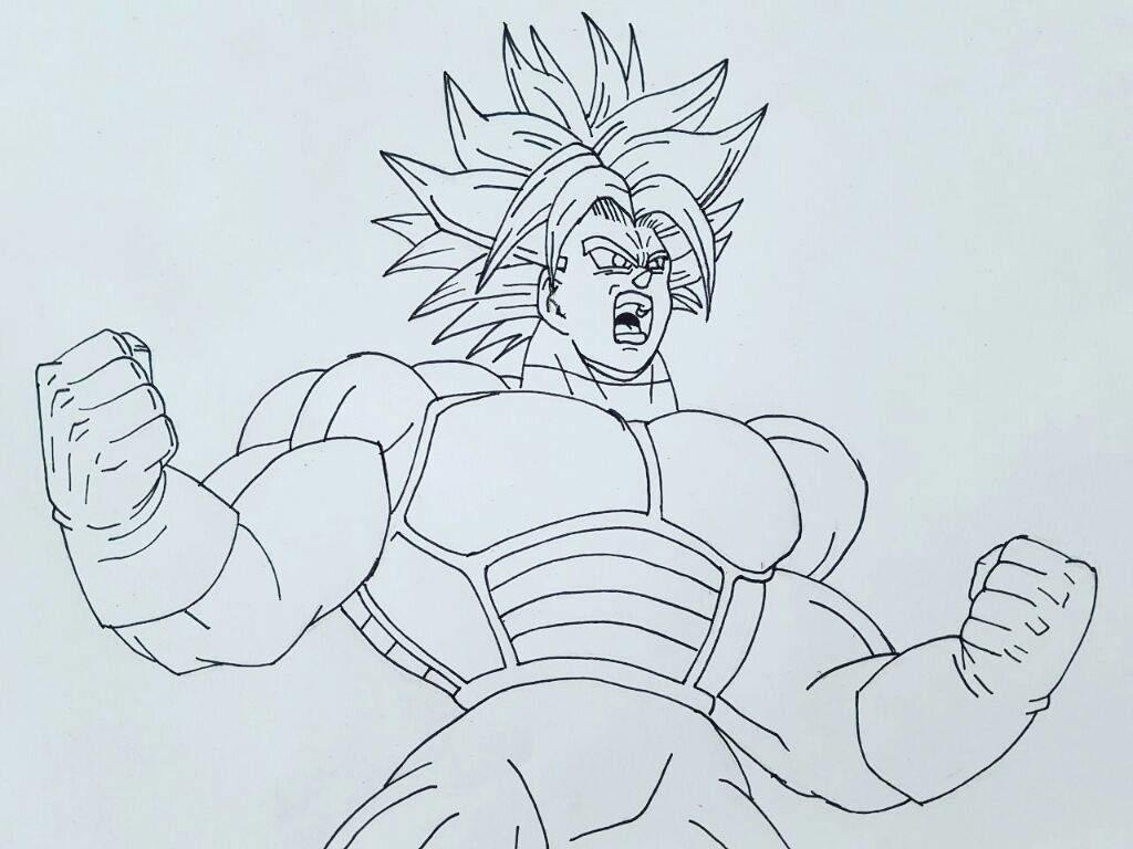 1024x768 Drawing Future Trunks Ultra Super Saiyan Dragonballz Amino
