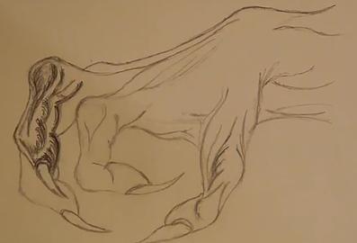 397x270 Sss Drawing Tutorials Dragon Claw Tutorial
