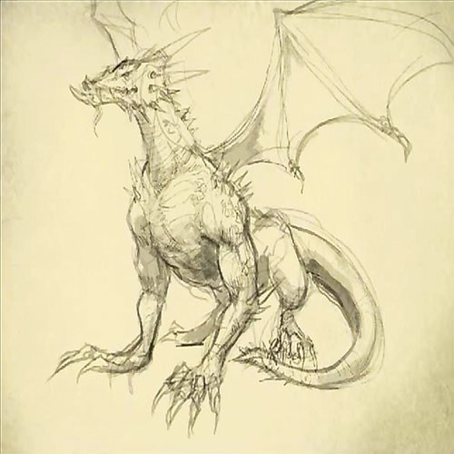 500x500 How to Draw Dragons – 50 Best Dragon Drawing Tutorials