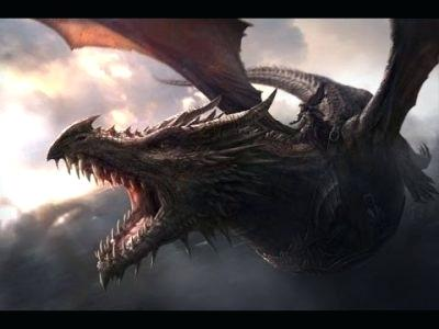 400x300 Amaing Dragon Amazing Dragon Tattoo Amazing Dragons Believer