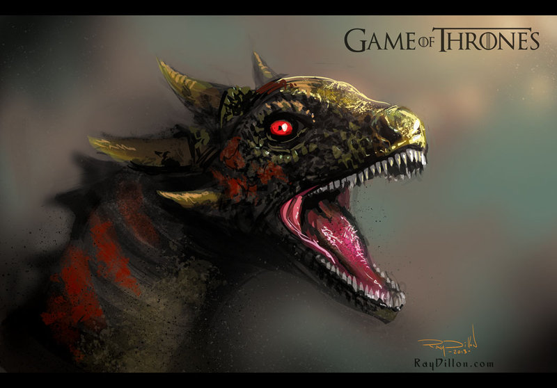 800x558 Game Of Thrones Khaleesi's Dragon By