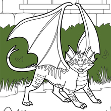 220x220 Dragon Coloring Pages, Drawing For Kids, Reading Amp Learning