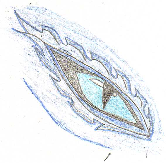 Dragon Eye Drawing At Getdrawingscom Free For Personal