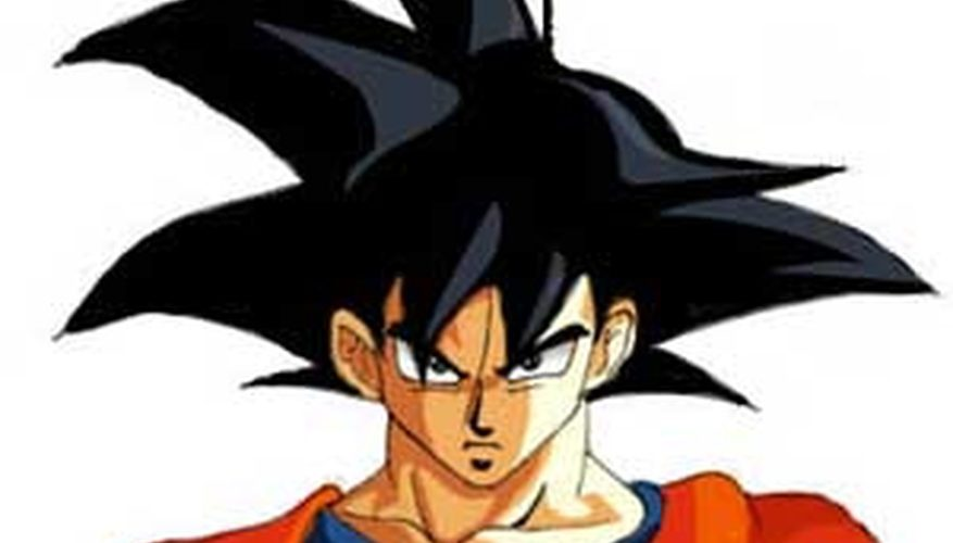 877x500 How To Draw Goku Our Pastimes