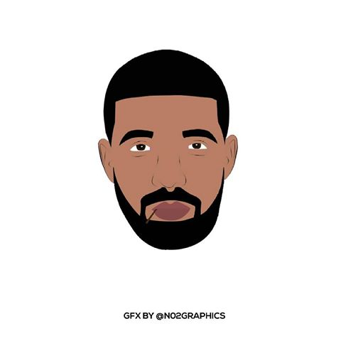 480x480 Drake Cartoon Drawing