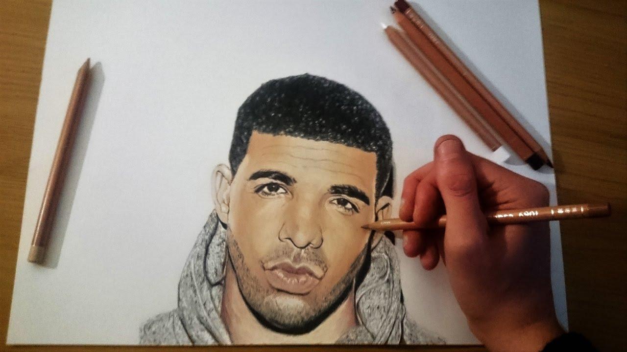 1280x720 Drawing Drake