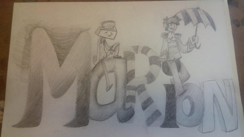 800x450 Art Class Drawing Of My Name By Kabouterpollewop