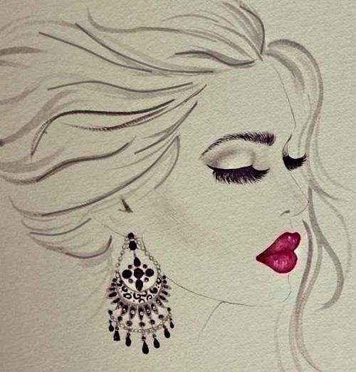 500x522 Cool Baby Names For Girls 2013 Classy Lady, Classy And Red Lipsticks