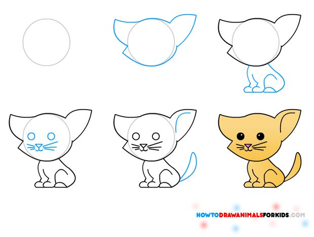 620x469 how to draw animals for kids step by step 152 best how to draw