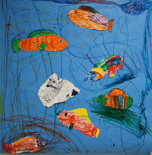 Drawing For Kids Fish At Getdrawings Com Free For Personal Use