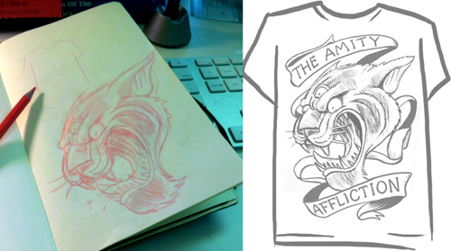 500x279 Design Process For T Shirts