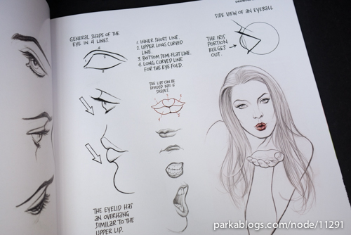 500x334 Book Review Drawing Beautiful Women The Frank Cho Method Parka