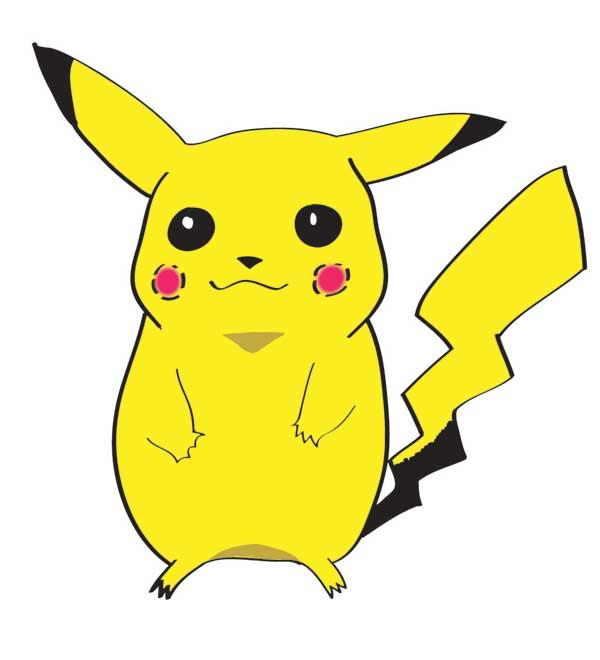 600x660 How To Draw Pokemon