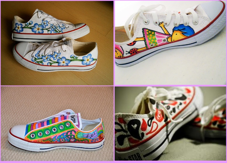 Drawing On Converse Ideas At Getdrawingscom Free For