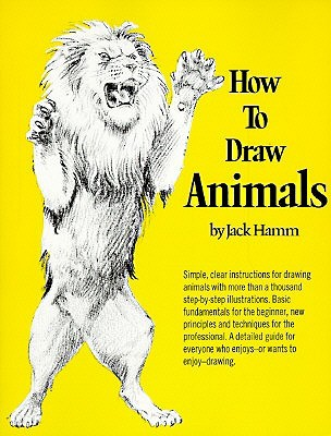 304x400 How To Draw Animals By Jack Hamm