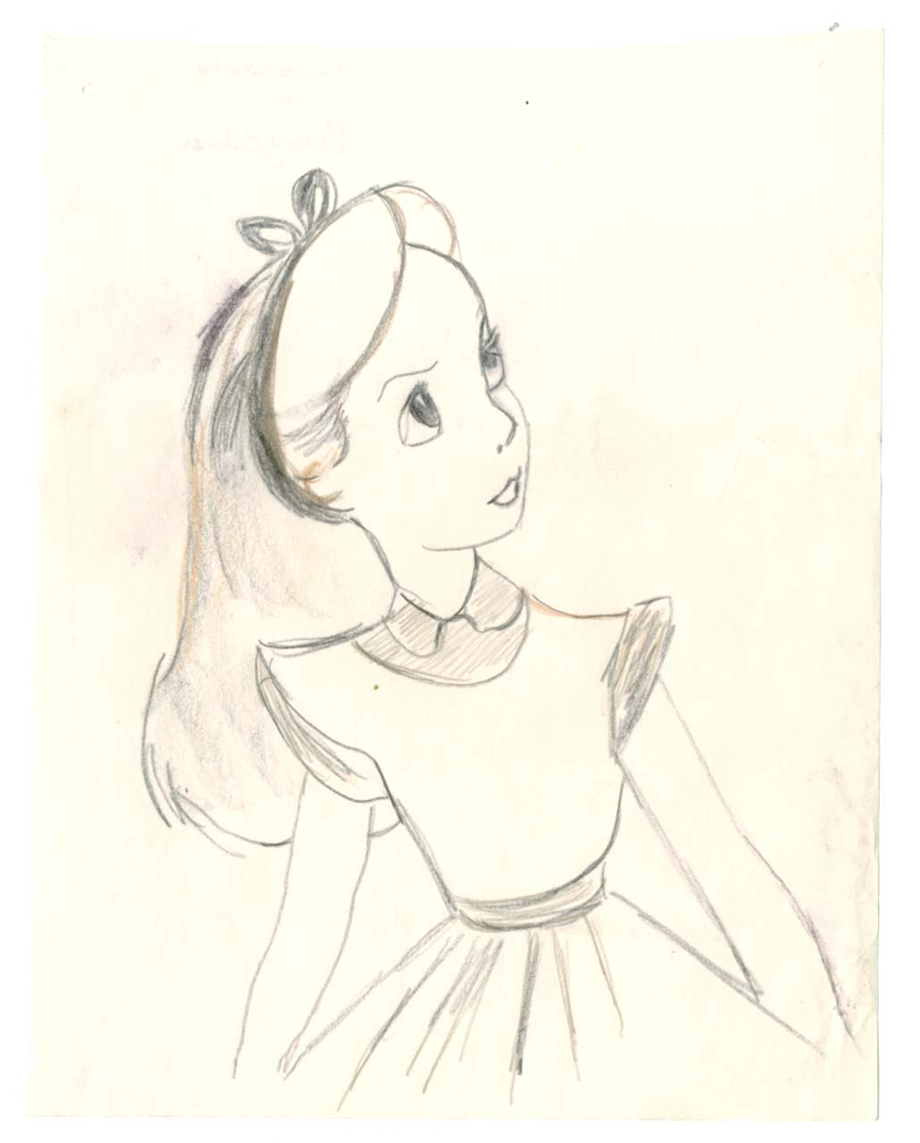 drawing pictures of disney characters at getdrawings com free for