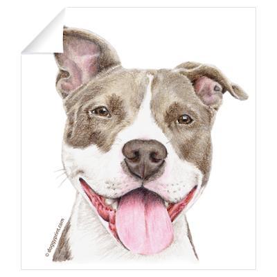 400x400 Pencil Drawing Pitbull Pencil Drawings Dog