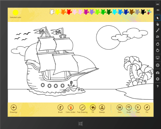 Drawing To Paint For Kids at GetDrawingscom Free for personal use