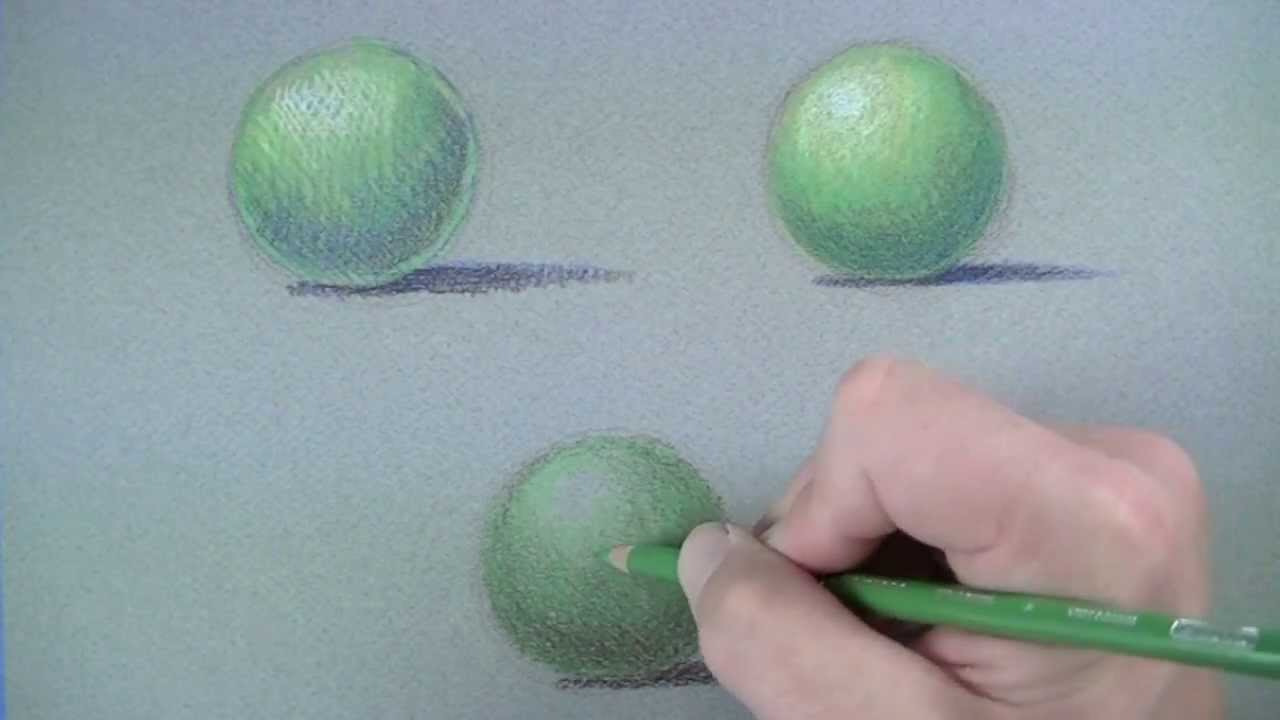 1280x720 Colored Pencil Techniques