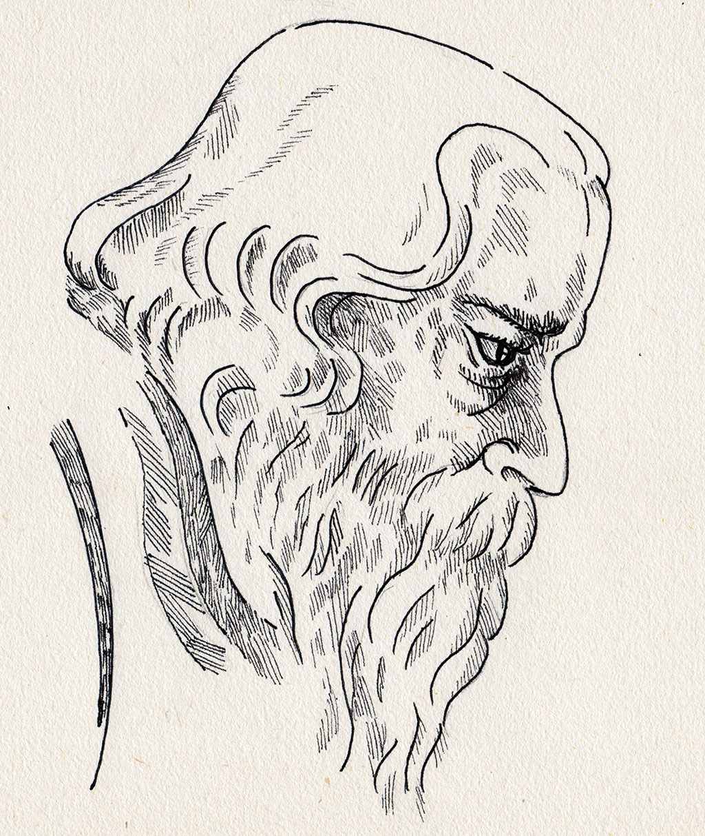 1024x1213 Drawing With Others Easy Pencil Drawing Of Rabindranath Tagore