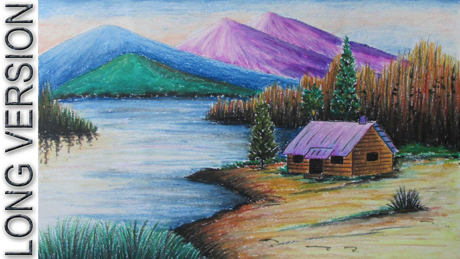 Drawing With Oil Pastels At Getdrawings Com Free For Personal Use