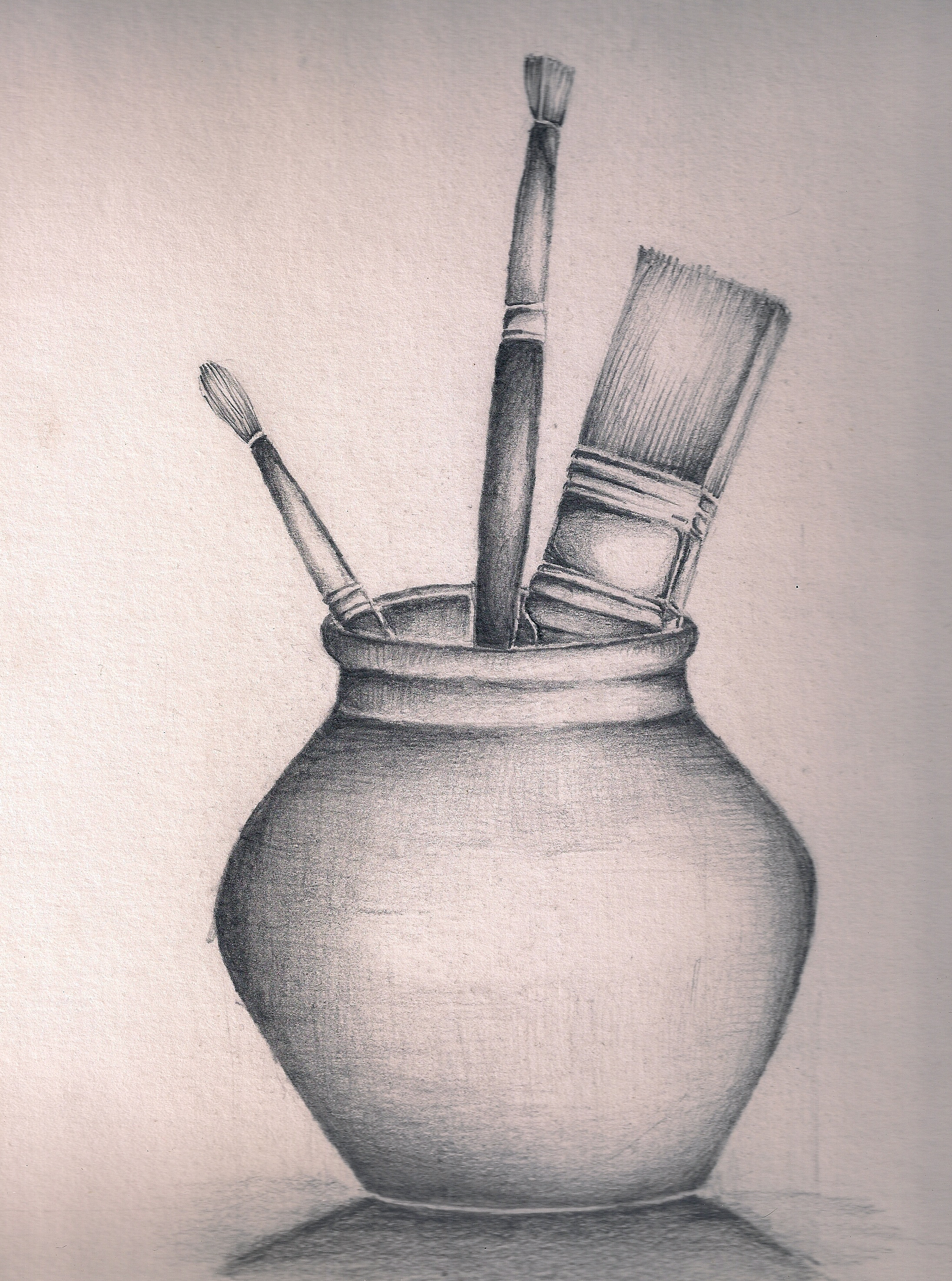 2191x2947 Shading Still Life Pictures Pencil Shading Drawing For Still Life