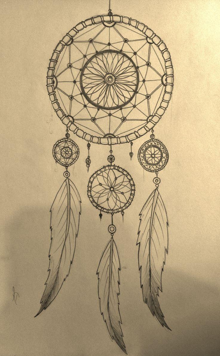 736x1191 Simple Dream Catcher Tattoos Ideas About Dream Catcher