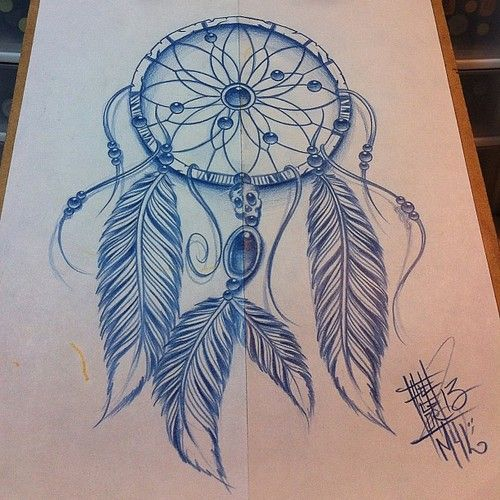 dream catcher drawing at getdrawings com free for personal use