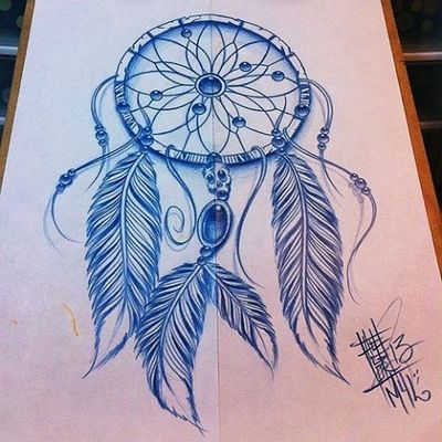 Dream Catcher Tumblr Drawing At Getdrawings Free Download