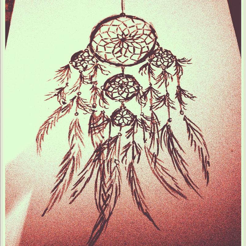 800x800 Dream Catcher Drawings Tumblr Art