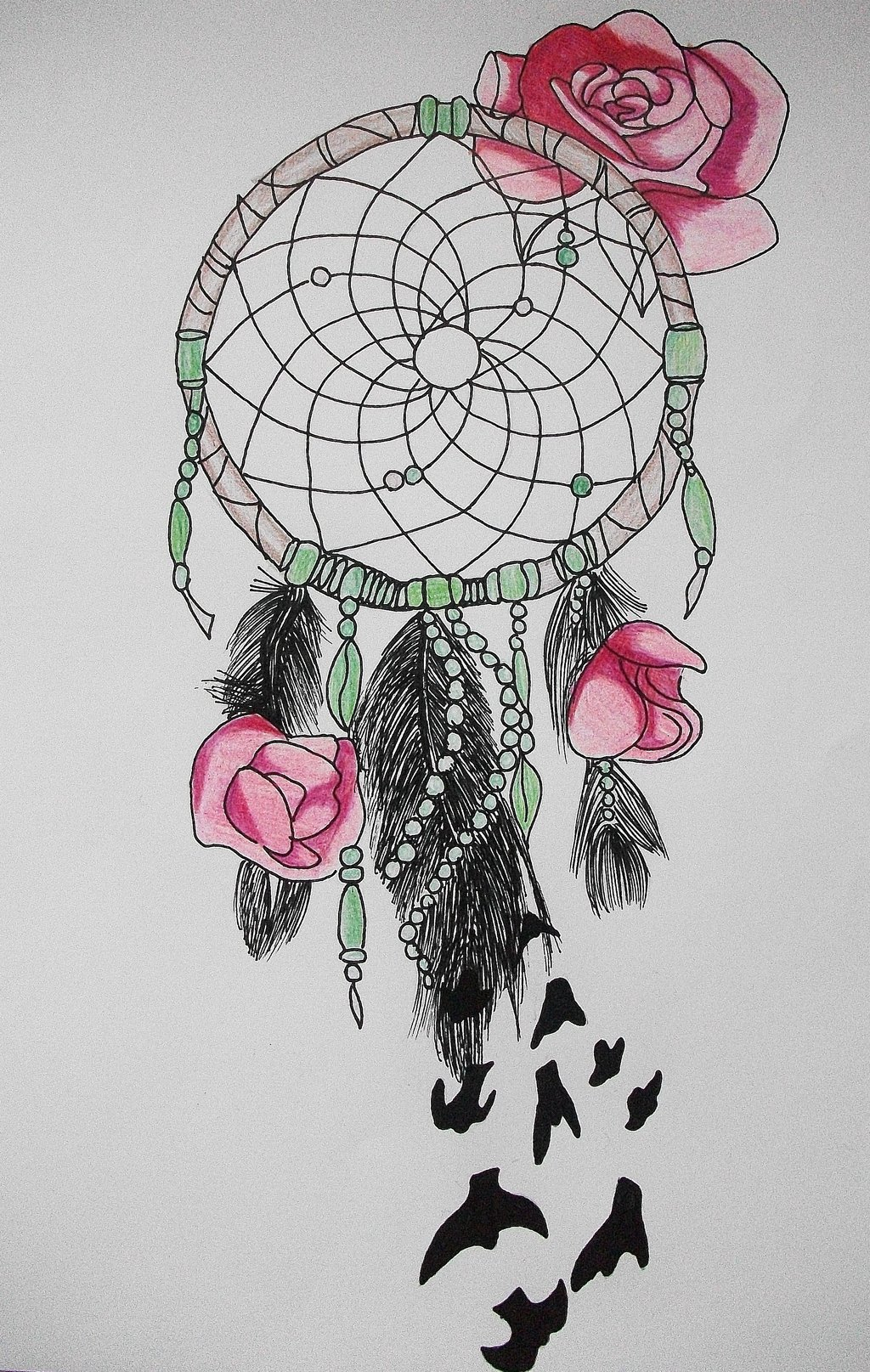 Dream Catcher Tumblr Drawing At Getdrawings Com Free For Personal