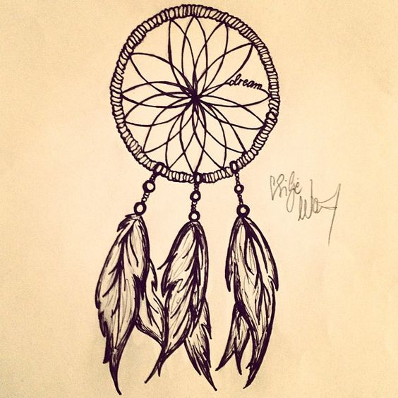 564x564 Gallery Simple Dream Catcher Drawings,