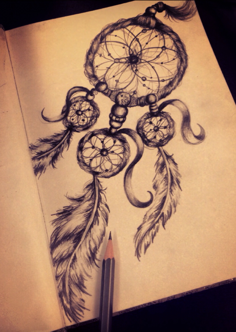 808x1136 Pencil Drawings Of Dream Catcher Drawing With Pencil Dream Catcher