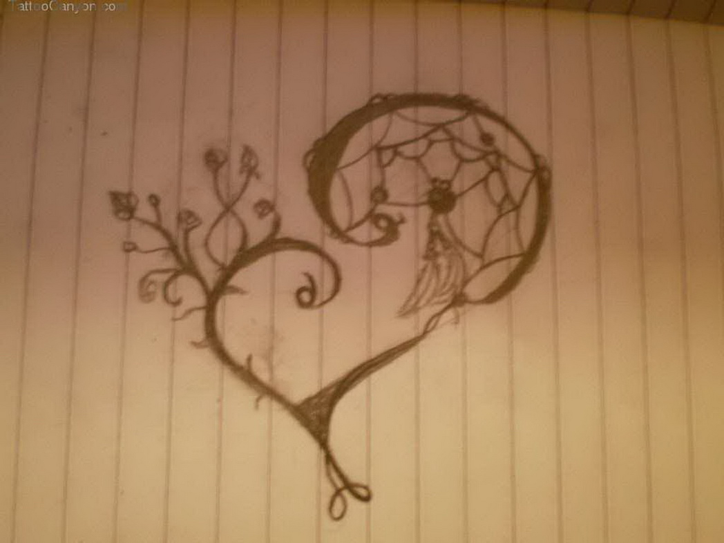 1048x786 Small Drawing Ideas Dreamcatcher Drawing Tumblr Dream Catchers