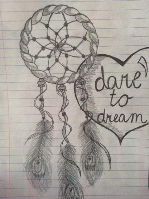478x640 How To Draw A Dream Catcher