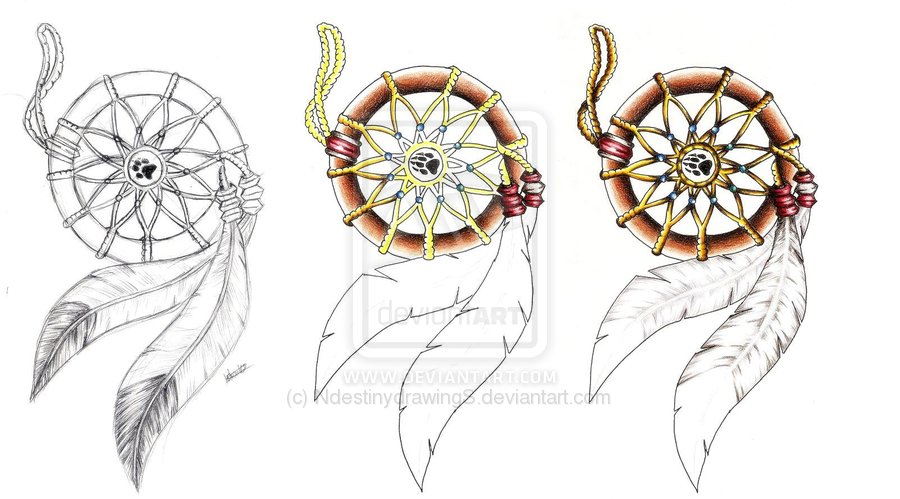 dreamcatcher tattoo drawing at free for personal use dreamcatcher tattoo. Black Bedroom Furniture Sets. Home Design Ideas
