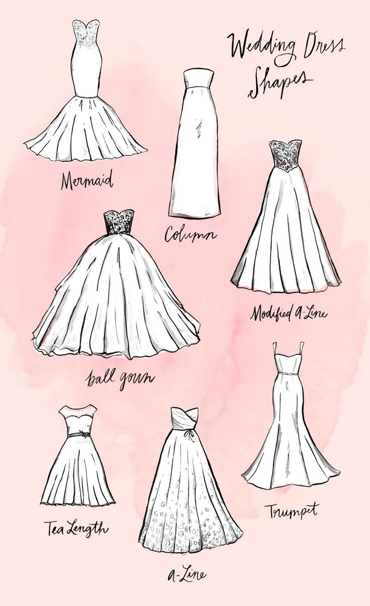 736x1204 Wedding Dress Drawing Best Wedding Dress Sketches Ideas