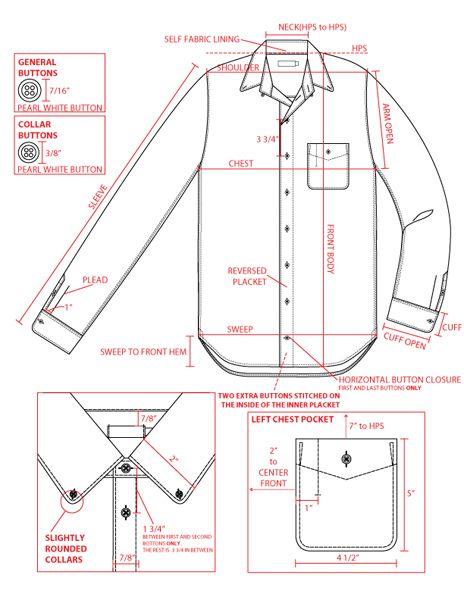 464x600 Jacket Construction Fashion Design Construction