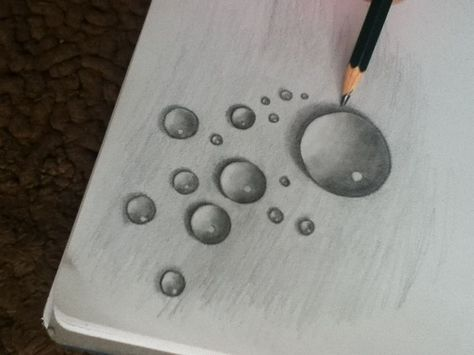 474x355 Realism Challenge Water Drop Draw, Sketches And Paintings