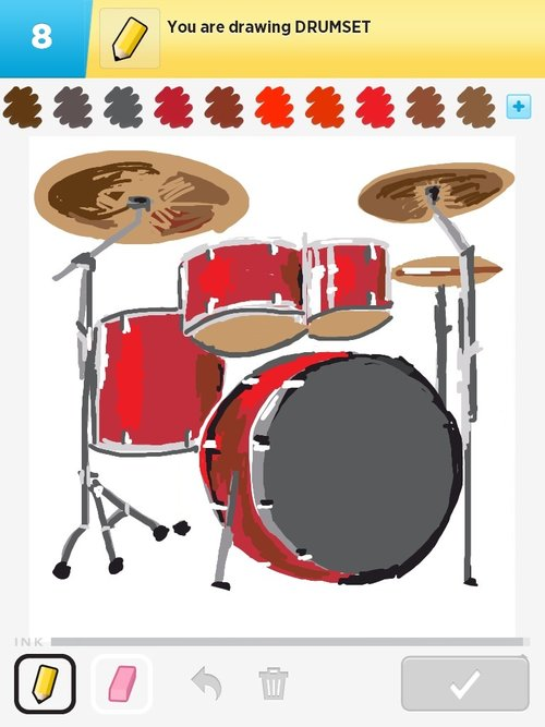 500x667 Sign In To Rate! Drumset Palmer Room Design