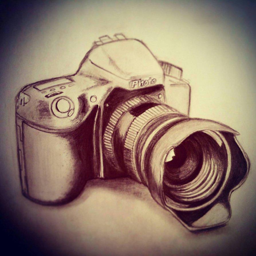 894x894 Dslr Camera By Southernphoenixfanxd