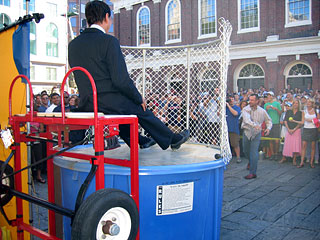 320x240 Dunk Tanks Are A Creative Use For Fundraising Tickets