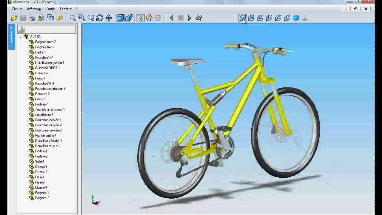 1280x720 Video Edrawing